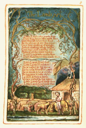 a literary analysis of thel by william blake William blake's contrast between innocence and experience is apparent in another book, aside from those that are named respectively, that was produced in 1789, the book of thel thel is a maiden who resides in the vales of har, which seems equivalent t.